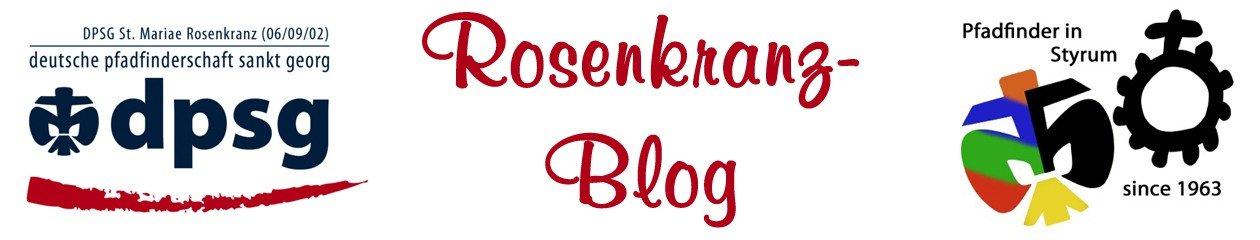 Blog der DPSG St. Mariae Rosenkranz